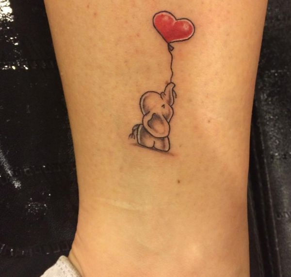30 excellent elephant tattoos and their that means