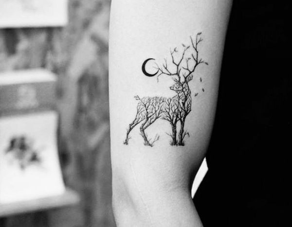 20 deer tattoo concepts footage and which means nexttattoos