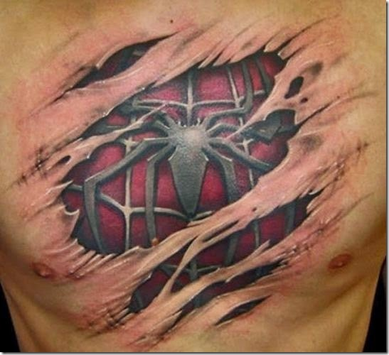 Amazing New Realistic 3d Tattoo Designs Nexttattoos