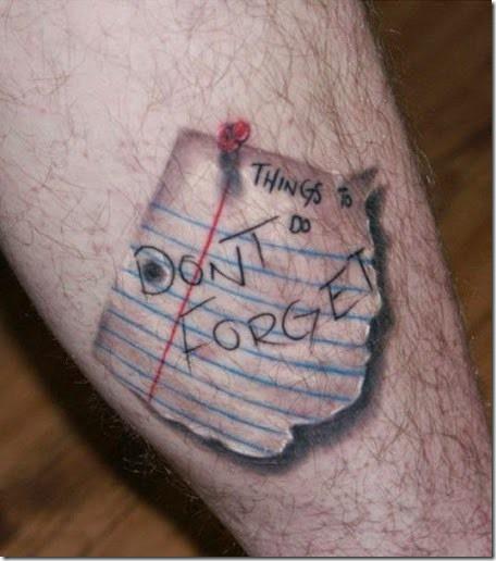 Superb New Life like 3D Tattoo Designs