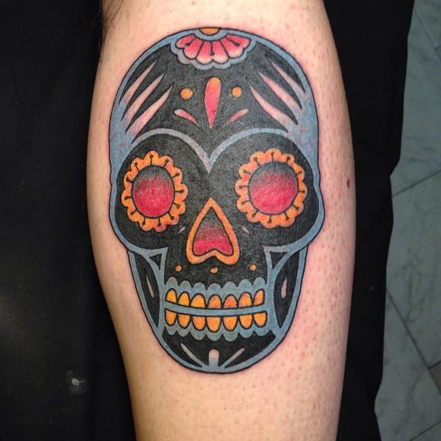 60 Mexican cranium tattoos