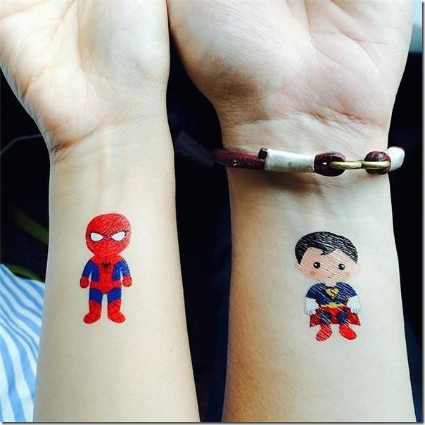 55 wonderful Superman tattoos and get impressed