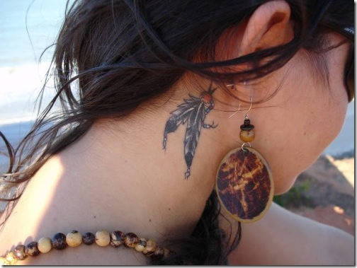 The 50 Most Stunning And Enticing Neck Tattoos