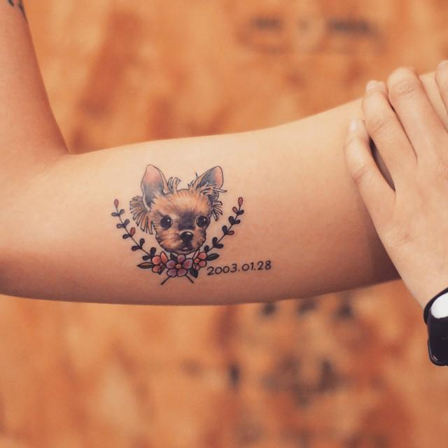 70 Tattoos for canine lovers