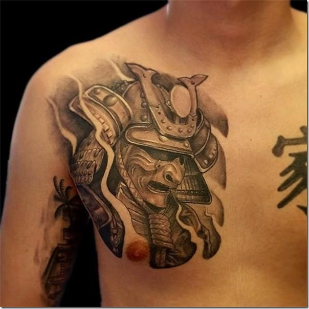 55 Samurai Tattoo Suggestions And Get Inspired Nexttattoos