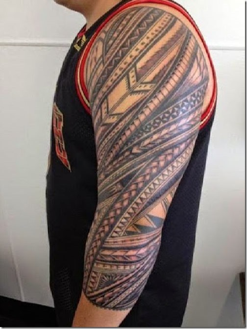 55 Awesomest Tribal Tattoo Designs For Males And Ladies