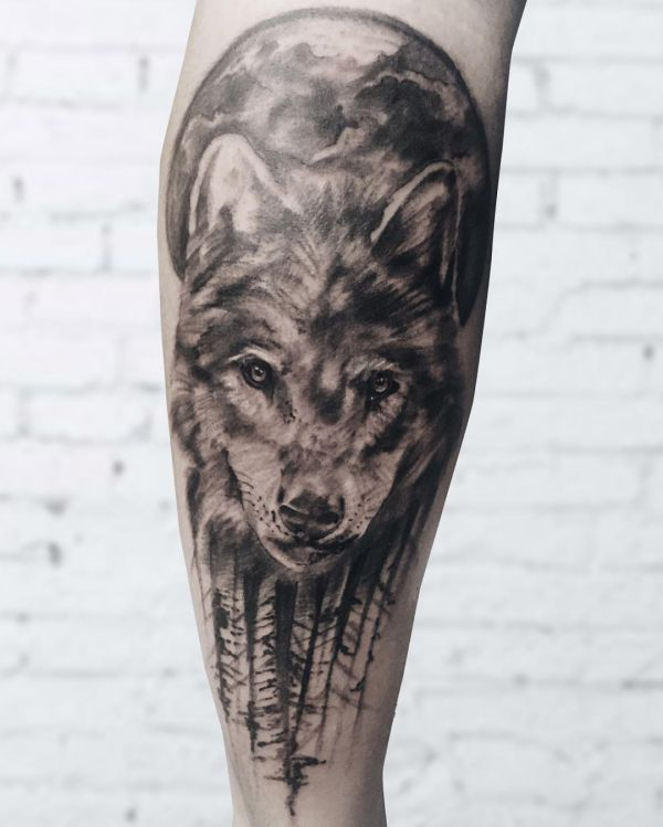 26 Wolf Tattoo Ideas Pictures And Meaning Nexttattoos