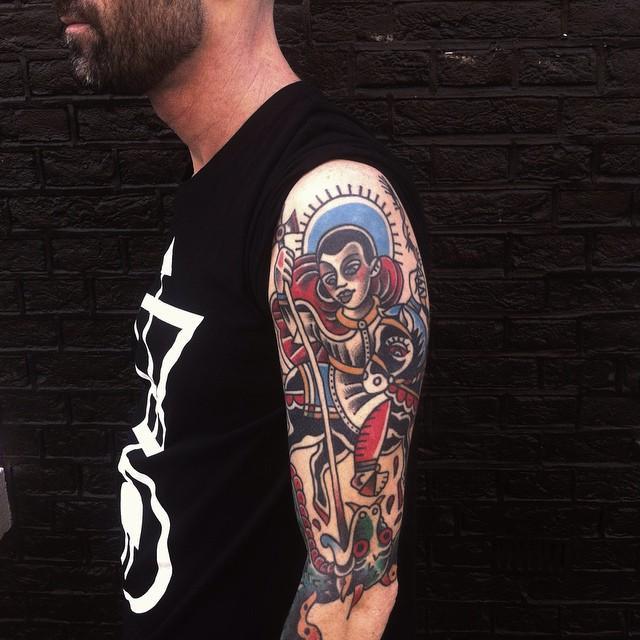 80 Superior Non secular Tattoos (finest images!)