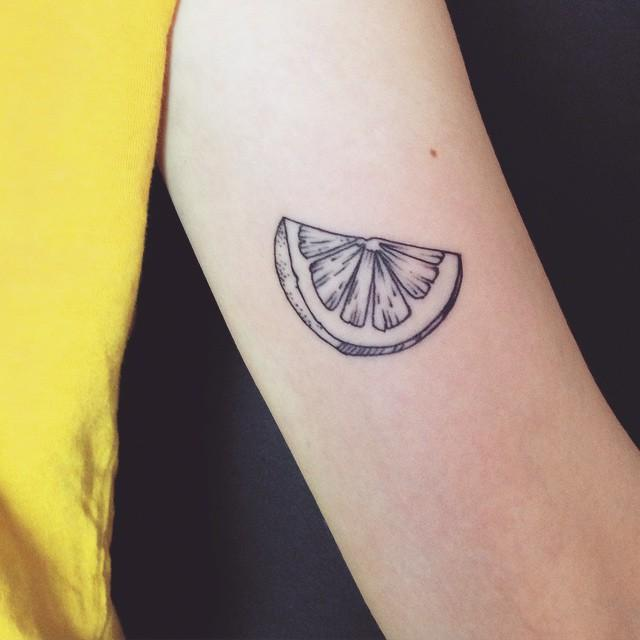 65 Tattoos for Meals and Gastronomy Lovers