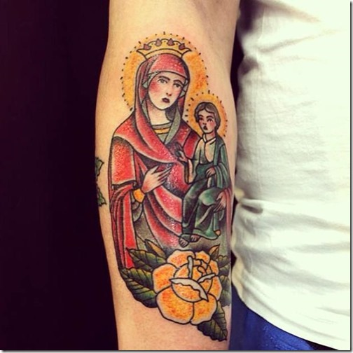 Superb Spiritual Tattoos (greatest pictures!)