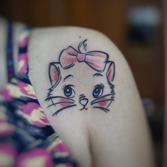 90 Disney Character Tattoos - Lovely Footage