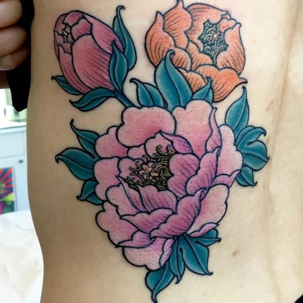 Japanese tattoos history and meaning » Nexttattoos