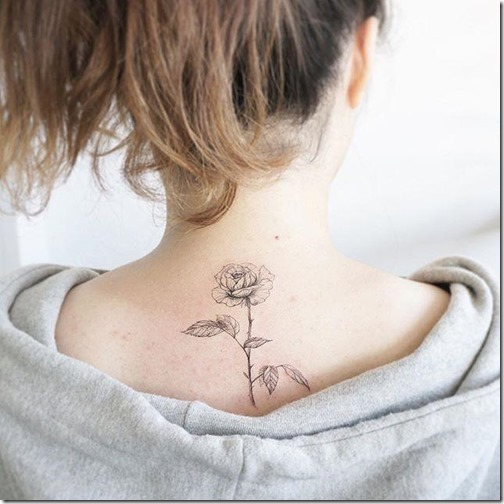 Beautiful And Inspiring Roses Tattoos Nexttattoos