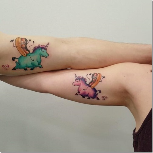 Unicorn Tattoos (essentially the most spectacular photographs!)
