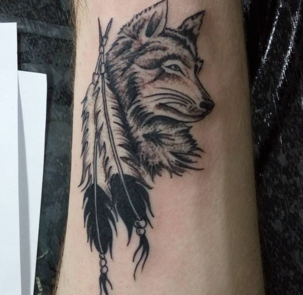 26 wolf tattoo concepts footage and that means nexttattoos