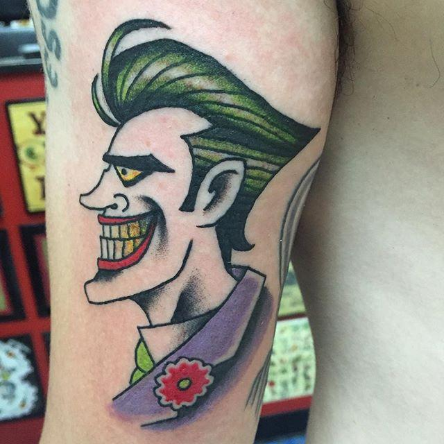 60 Joker Tattoos