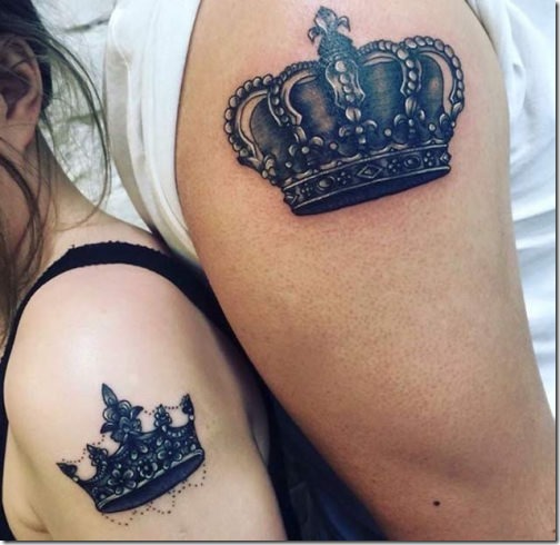 34 Matching Pair Of Tattoos Of All Lovers To Appreciate Nexttattoos