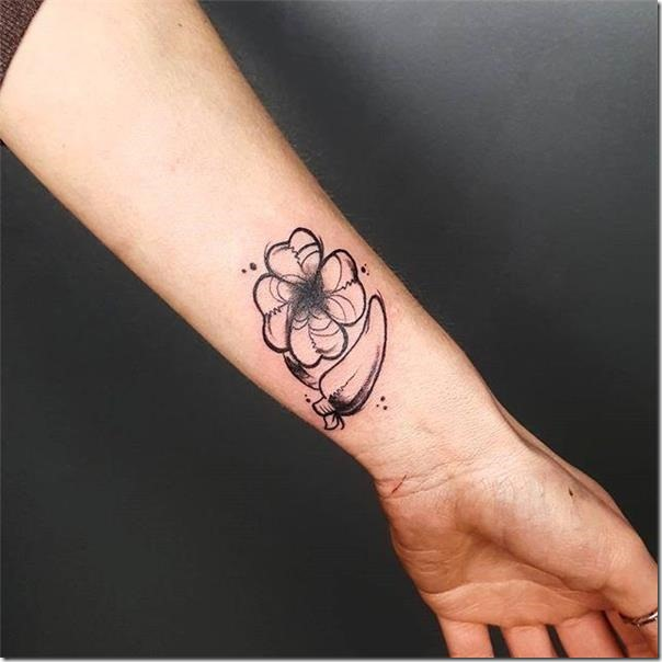 Inventive and provoking pepper tattoos