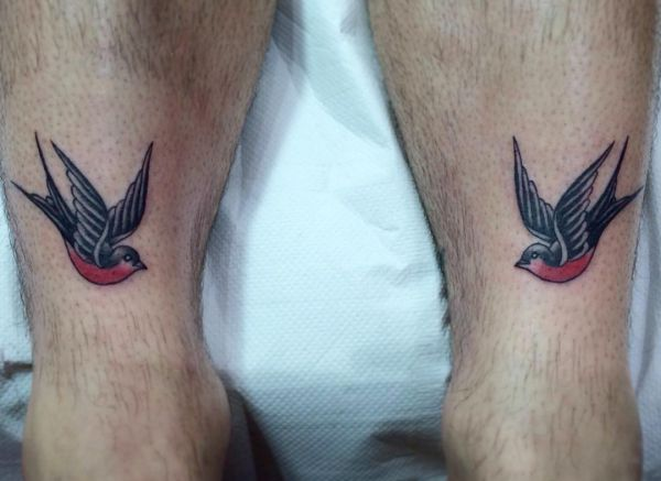 20 gorgeous swallows tattoos and their which means