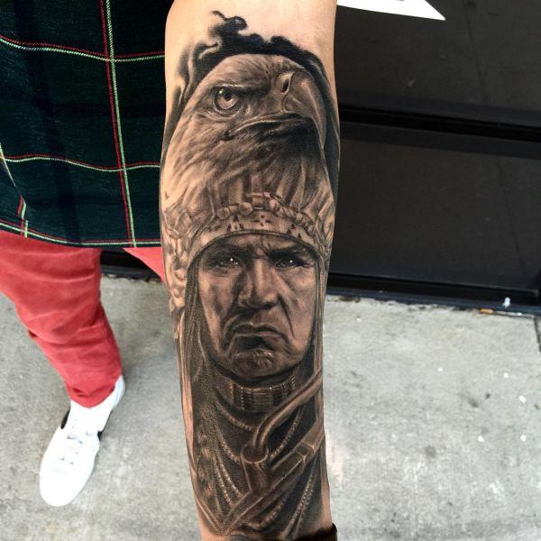 20 Stunning Bald Eagles Tattoos