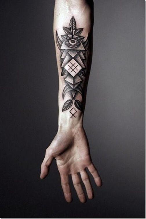 Arm Tattoos For Males Nexttattoos