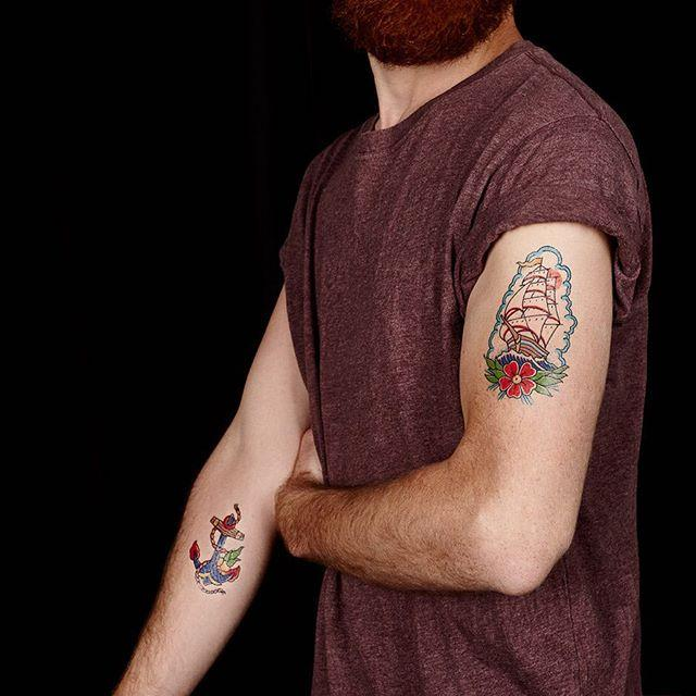 Male Arm Tattoos: 120 Artistic Drawings to Encourage