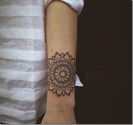 Attractive Mandala Tattoo Designs Nexttattoos