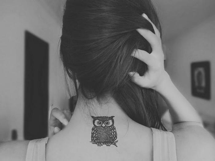 20 lovely minimalist tattoos