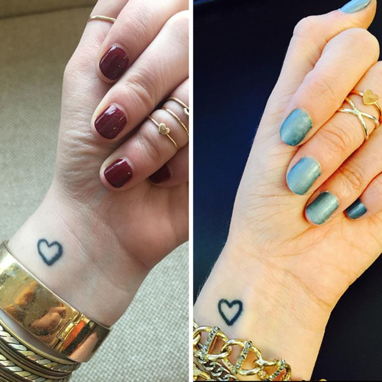 The friendship tattoo is an actual proof of affection, as a result of it is for all times!