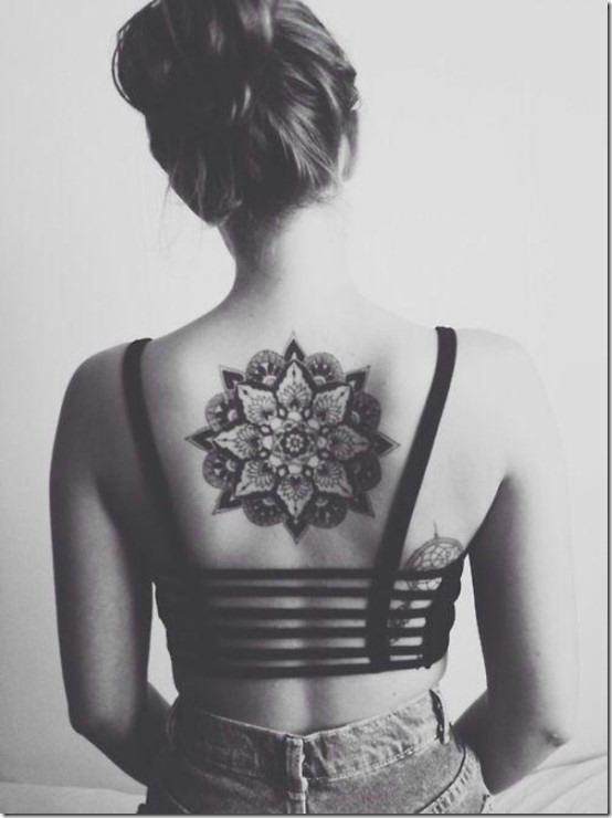 Engaging Mandala Tattoo Designs