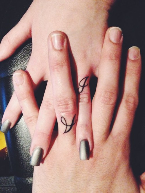 Tattoos for {couples} +100 pictures, concepts and thrilling fashions