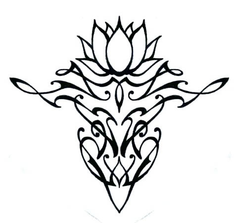 Tribal tattoos for ladies with photographs and meanings