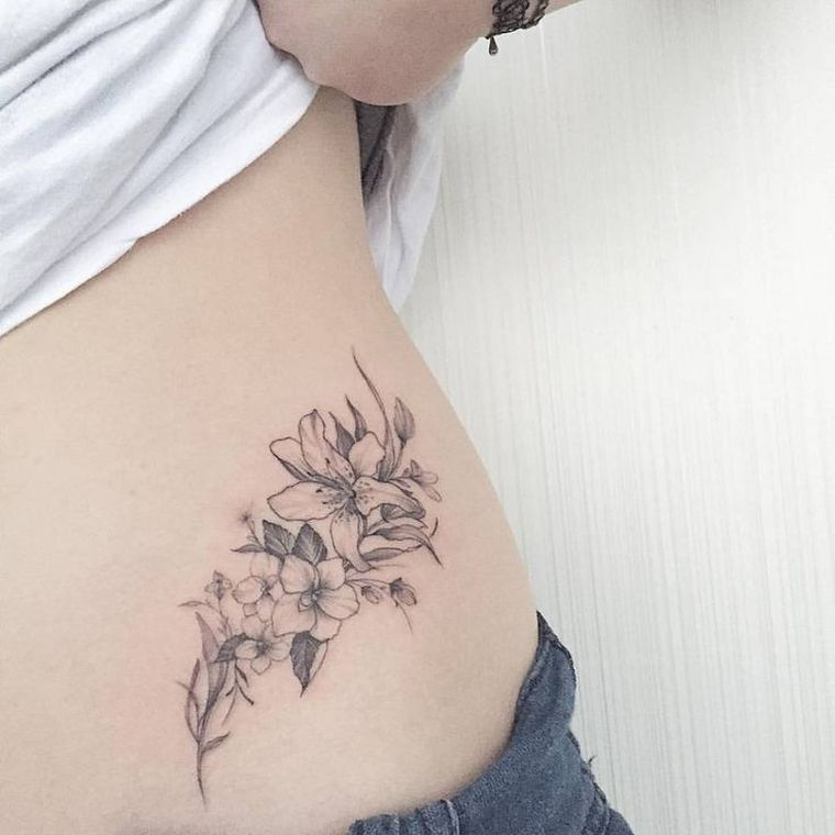 Flower Tattoo 10 Original Tattoo Ideas And Their Meanings