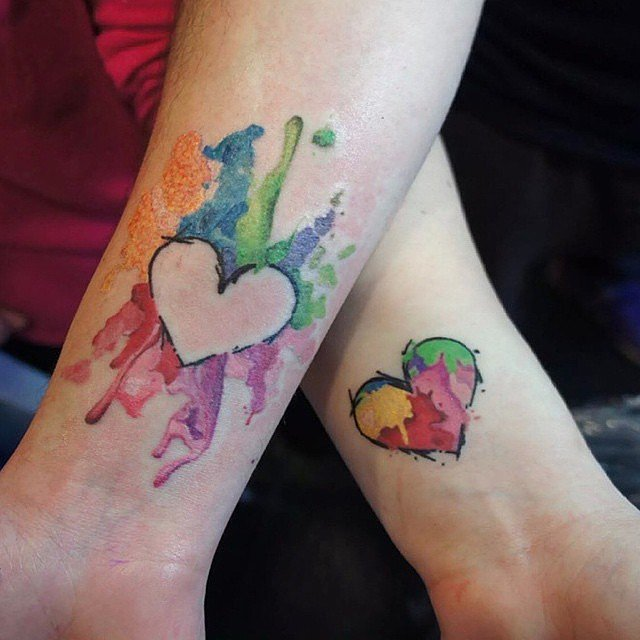 Stunning Tattoos for {Couples}