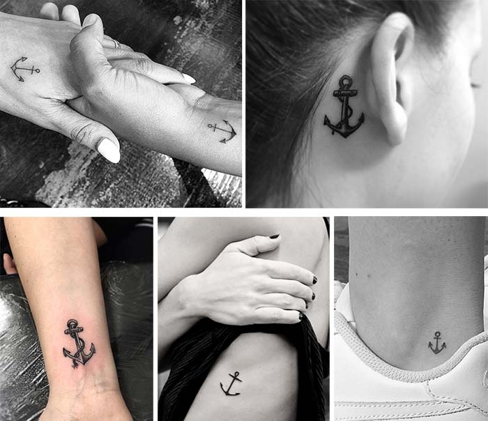 Small tattoos for ladies and their meanings