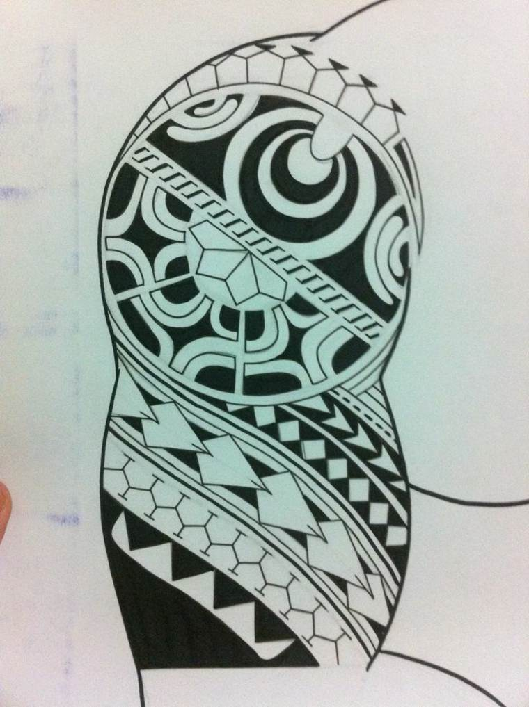 Maori tattoo: zoom on its origins and its which means