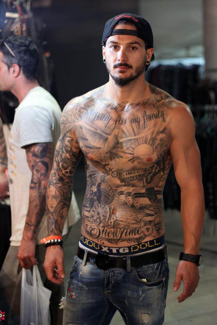 Men S Tattoo 2018 Some Trendy And Sexy Ideas Not To Be Missed