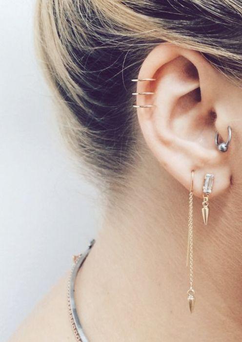 20+ ear piercings that may make you look sexier