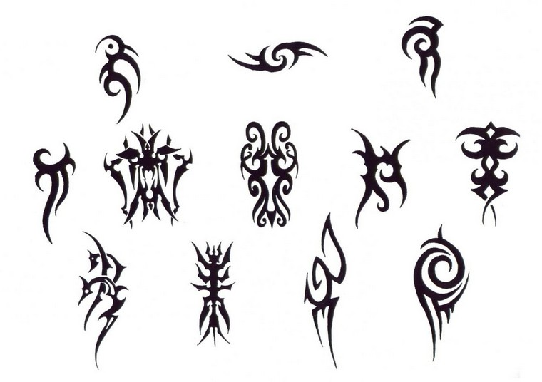 The ephemeral tattoo: 5 concepts to go slowly