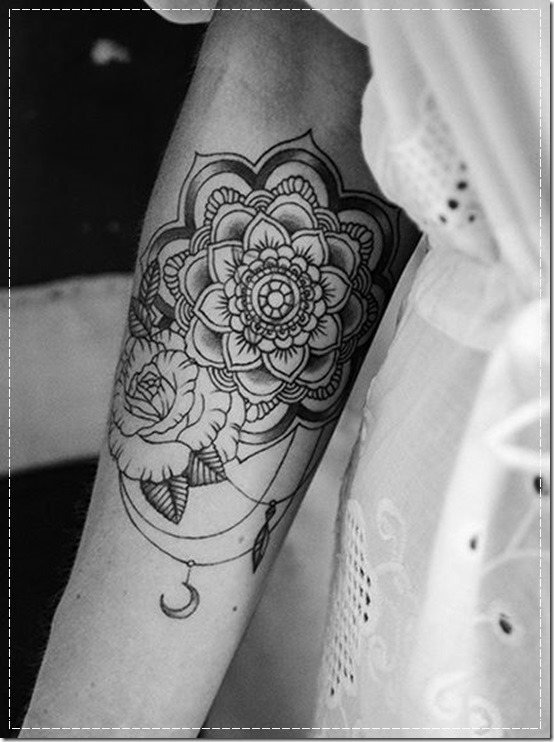 Attractive Mandala Tattoo Designs Nexttattoos