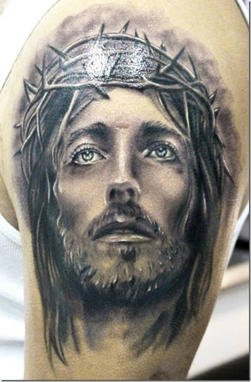 Venerate Jesus Christ Tattoo Designs Nexttattoos