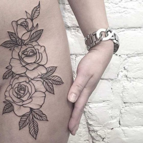 Tattoos For Women On The Hip Ideas And Sensual Designs Nexttattoos