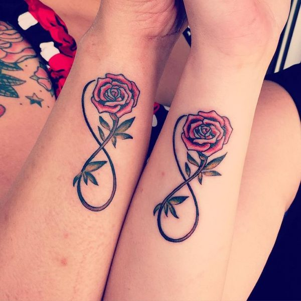100 Tattoos For Greatest Pals With Nice Designs Nexttattoos