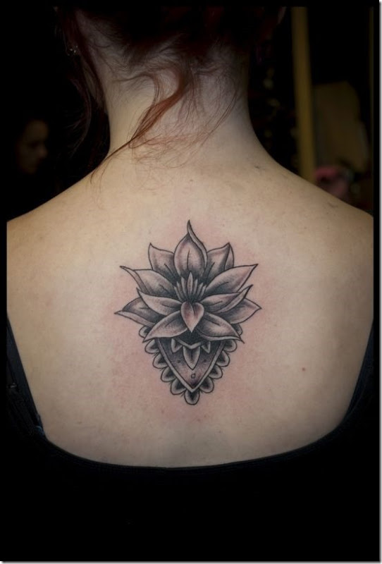 10e302248 Superior Lotus Flower Tattoo Designs » Nexttattoos