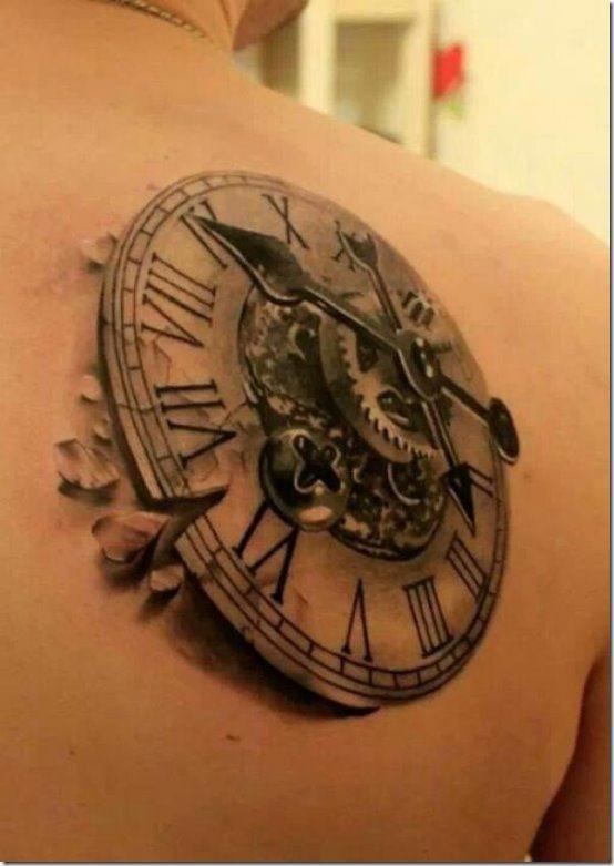 1114e097f4544 Extra Cool Steampunk Tattoo Designs » Nexttattoos