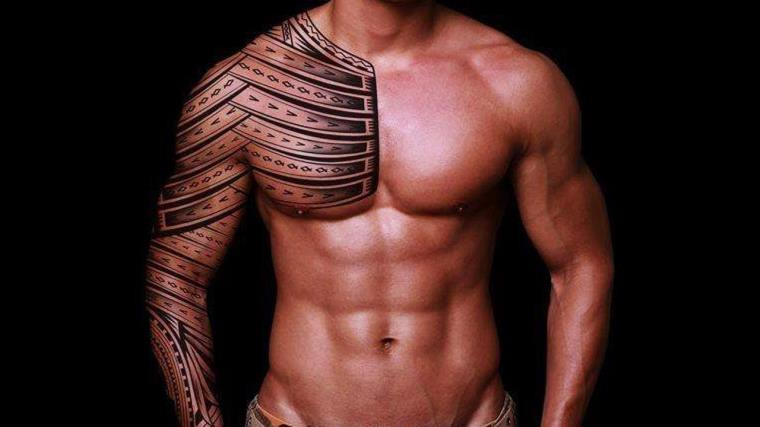 Males's tattoo 2018 - some stylish and horny concepts to not be missed