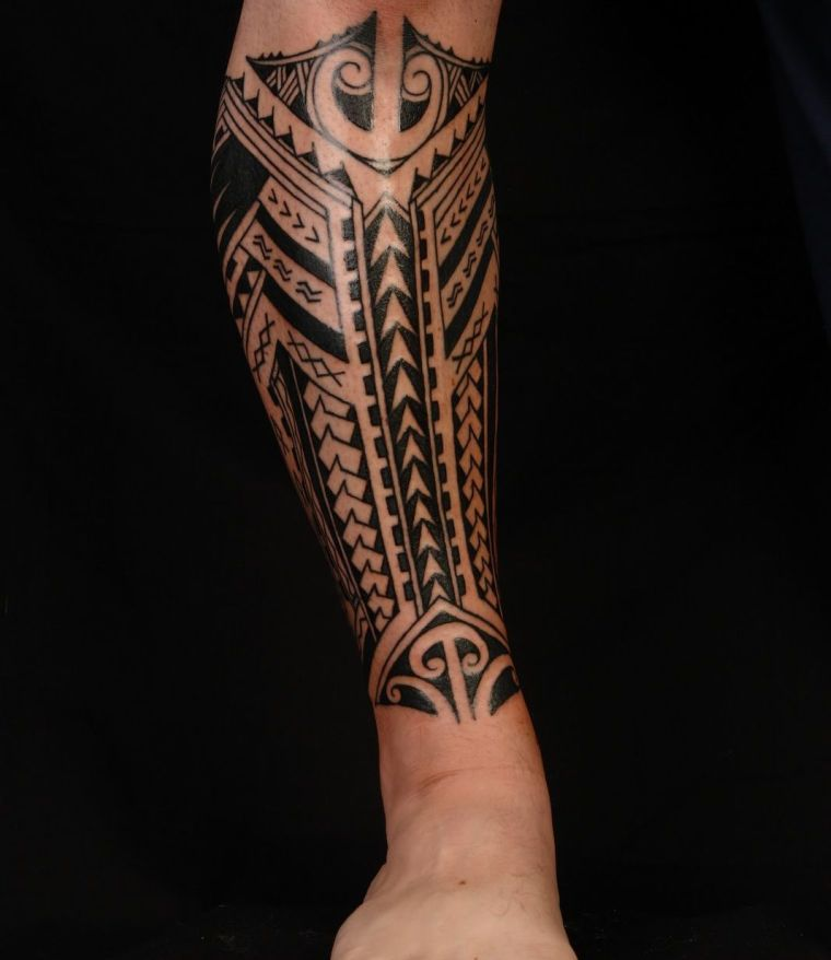 Zoom on the tribal tattoo, its that means and its historical past
