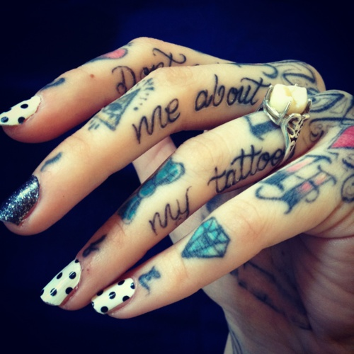 225 Tattoos On The Hand Wrist And Fingers For Women Nexttattoos