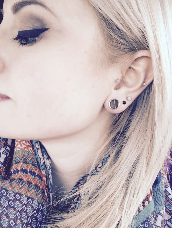 20+ ear piercings that may make you look sexier