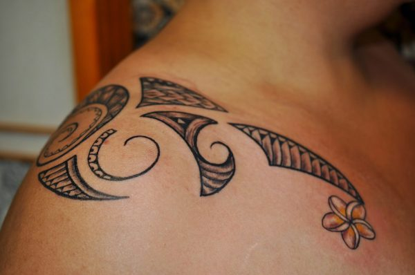 102 Maori tattoos in ladies